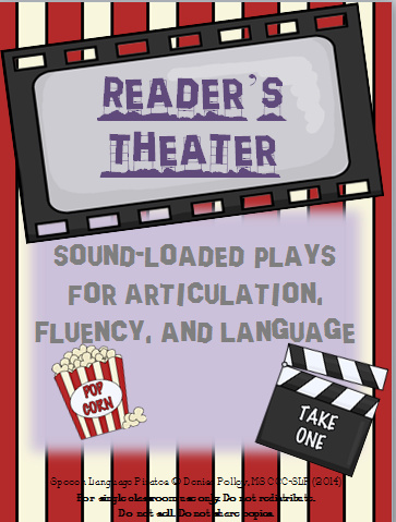 Reader's Theater for ALL your groups!