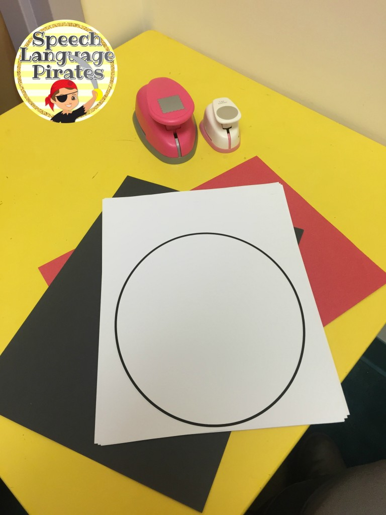 Ladybug Speech and Language Craft