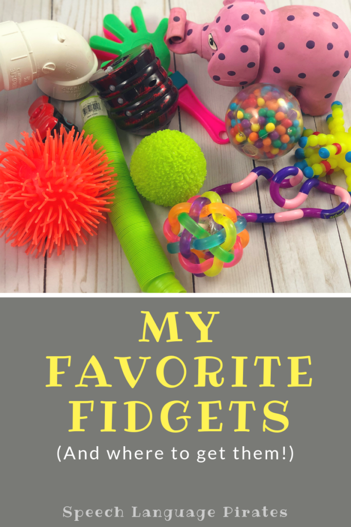 My Favorite Fidgets